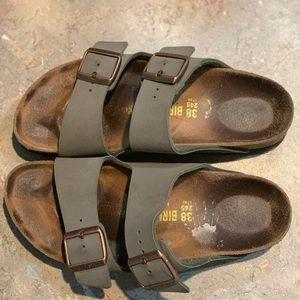 Birkenstock Sandals size 8. Gently used.